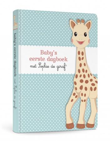 Kosmos<br> Baby's Eerste Dagboek Sophie De Giraf