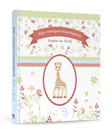 Kosmos<br> Zwangerschapsdagboek Sophie De Giraf