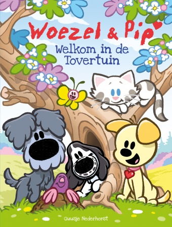 Leopold Woezel & Pip<br> Welkom In De Tovertuin