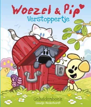 Leopold Woezel & Pip<br> Verstoppertje Spelen