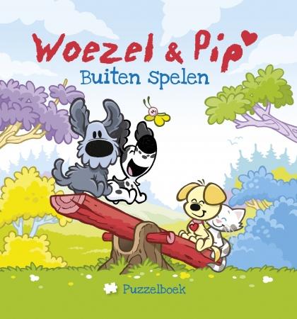Leopold Woezel & Pip<br> Buiten Spelen