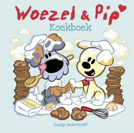 Leopold Woezel & Pip<br> Koekboek