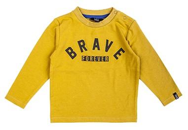 Beebielove T-Shirt Brave Yellow
