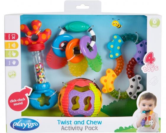Playgro Twist & Chew Giftpack