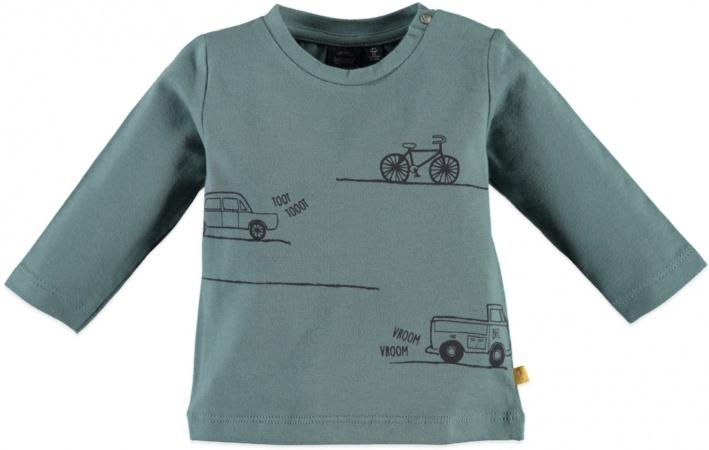 Babyface T-Shirt Cars Petrol