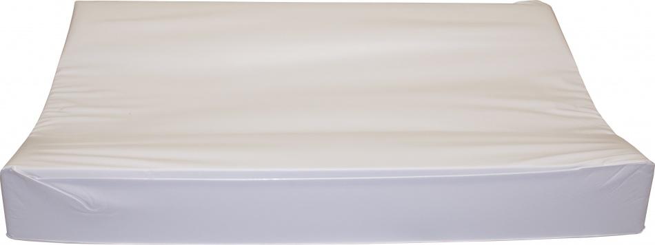 Waskussen Deluxe Uni Wit 72 x 45 x 9 cm.
