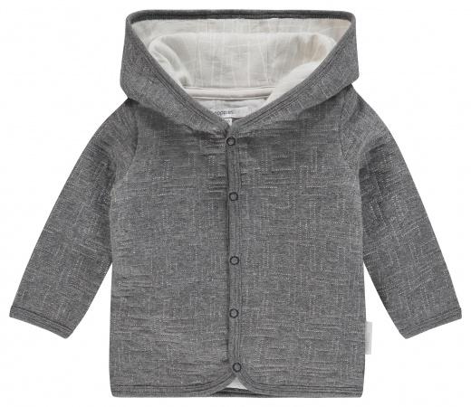 Noppies Vest Tigard Dark Grey Melange