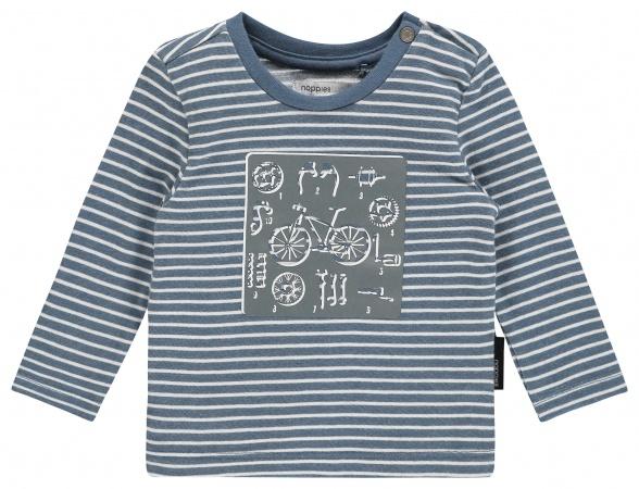 Noppies T-Shirt Trumann Indigo Blue