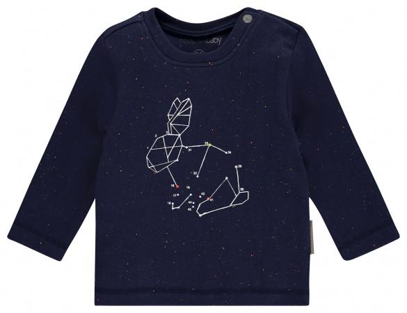 Noppies T-Shirt Tiziano Midnight Blue