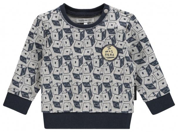 Noppies Sweater Vernon Navy
