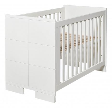 Ledikant Ombouwen Tot Juniorbed.Ledikant 70 X 140 Incl Juniorzijden Kingston Interbaby Baby Dump