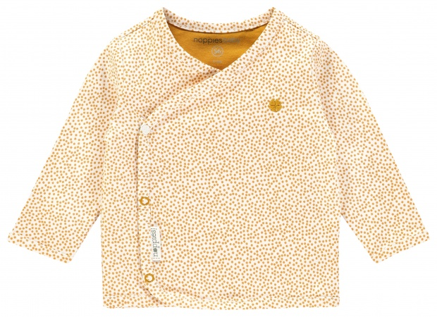 Noppies T-Shirt Hannah Honey Yellow