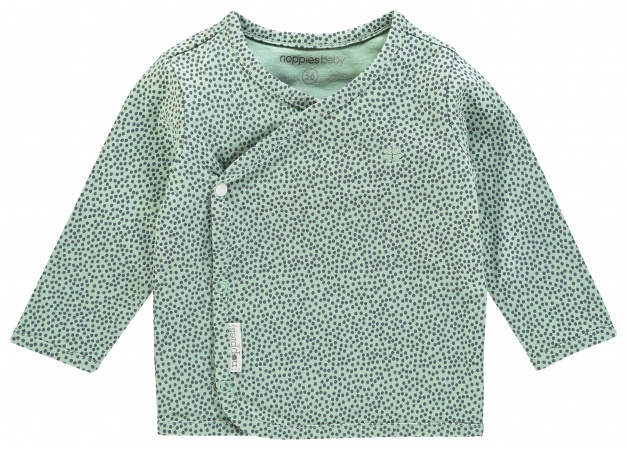 Noppies T-Shirt Hannah Grey Mint