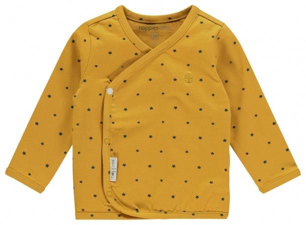 Noppies T-Shirt Taylor Honey Yellow