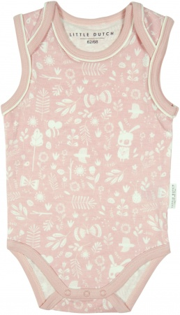 Little Dutch Romper Adventure Pink