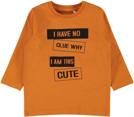 Name It T-Shirt Napin Autumn Maple