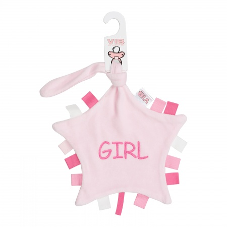 VIB Tutteldoek Label Girl