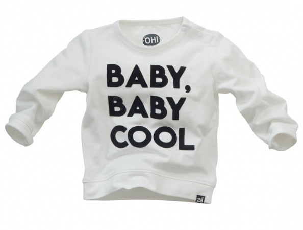 Z8 T-Shirt Nik Baby Cool Cream