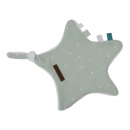 Little Dutch Knuffeldoekje Little Stars Mint