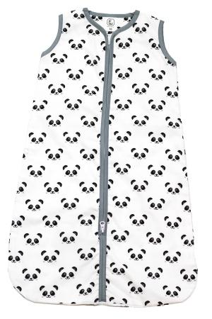Fabs World Slaapzak Zomer Panda Grey <br> 90cm