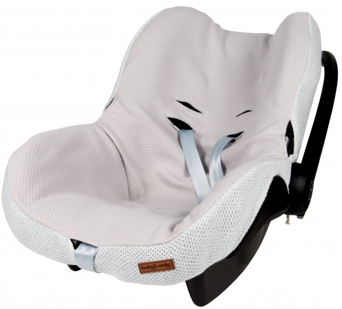 Baby's Only Hoes Maxi-Cosi Classic Zilvergrijs