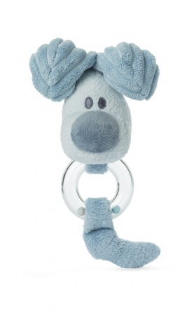Woezel & Pip Baby Woezel Ring Rammelaar 19cm