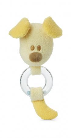 Woezel & Pip Baby Pip Ring Rammelaar 19cm