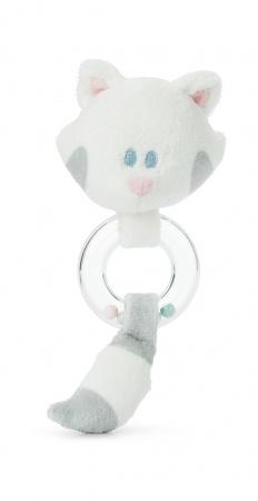 Woezel & Pip Baby Buurpoes Ring Rammelaar 19cm