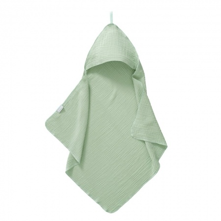 Cottonbaby Badcape Soft Mint