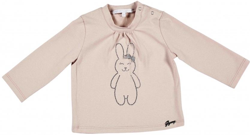Gymp T-Shirt Rabbit Old Rose