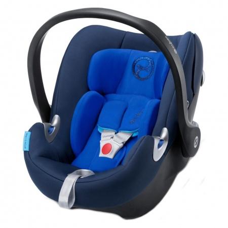 Cybex Aton Q i-Size Royal Blue