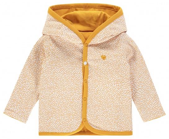 Noppies Vest Haye Honey Yellow