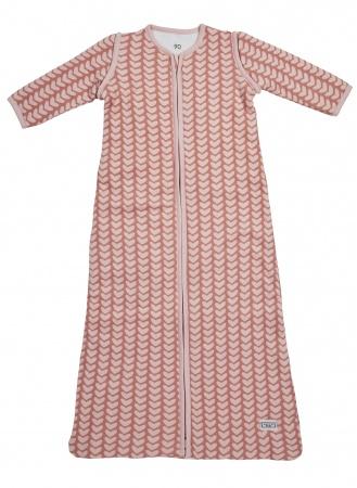 Meyco Slaapzak Winter Knitted Heart 90cm