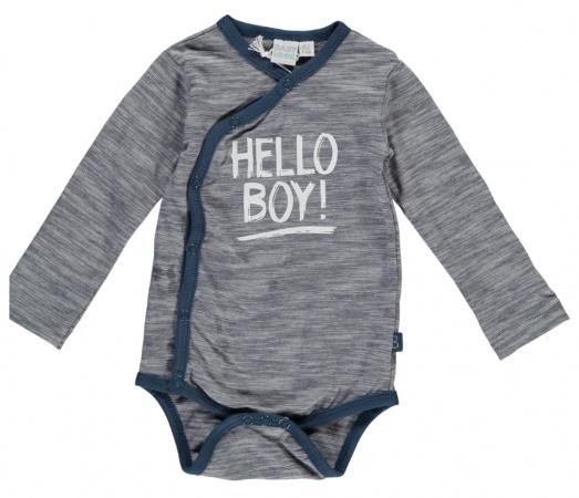 Babylook Romper Hello Melange