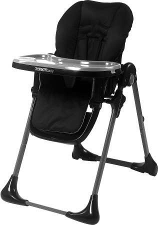 Titaniumbaby Kinderstoel Deluxe Stone Black