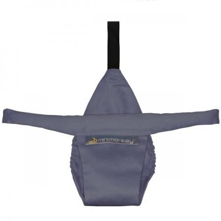 Minimonkey Minichair Grey