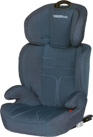 Titaniumbaby i Safety ! Vidar Isofix Denim Groep 2/3