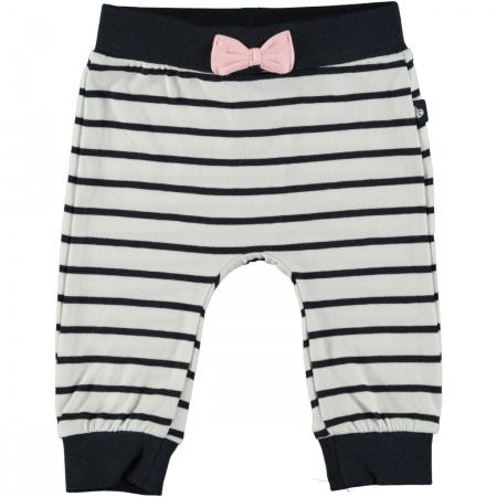 Babylook Broek Bow Stripe
