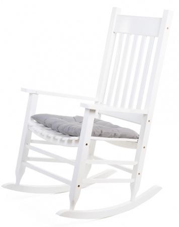 Childhome Schommelstoel Rocking Chair  White