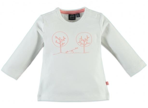 Babyface T-Shirt Creme
