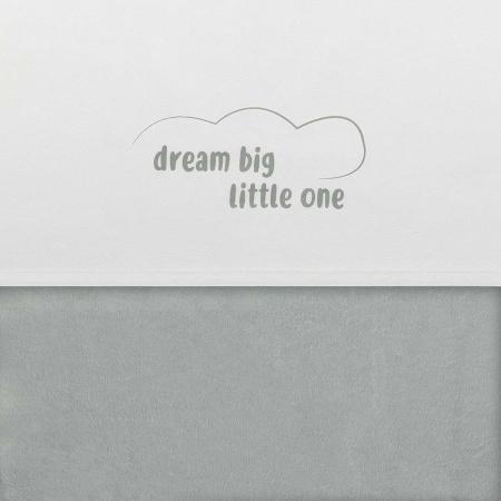 Little Lemonade Laken Dream Big Little One   75 x 100 cm