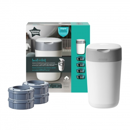 Tommee Tippee Sangenic Twist&Click Gift Pack