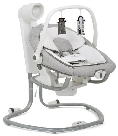 Schommelstoel Met Trilfunctie.Joie Serina 2in1 Petite City Schommelstoelen Baby Dump
