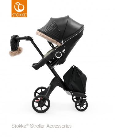 Stokke® Stroller Winter Kit Onyx Black