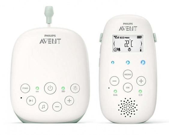Philips Avent Dect Babyfoon SCD711/26