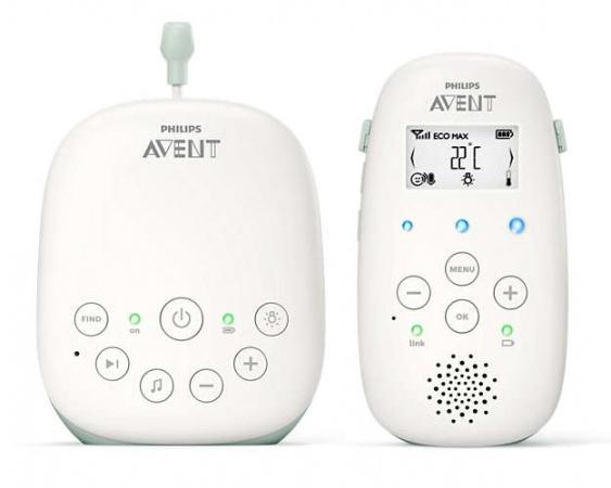 Philips Avent Dect Babyfoon SCD711/26