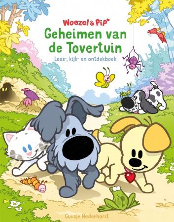 Leopold Woezel & Pip<br> Geheimen Van De Tovertuin