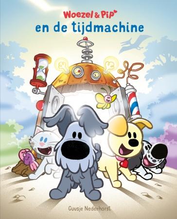 Leopold Woezel & Pip<br> En De Tijdmachine