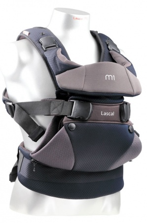 Lascal M1 Carrier Black