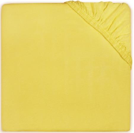 Little Lemonade Hoeslaken Jersey Yellow 60 x 120 cm